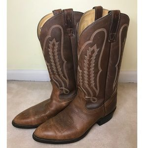 Other - Men's Brown Cowboy Boots